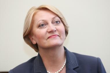 R.Budbergytė priartėjo prie Europos Audito Rūmų narės posto