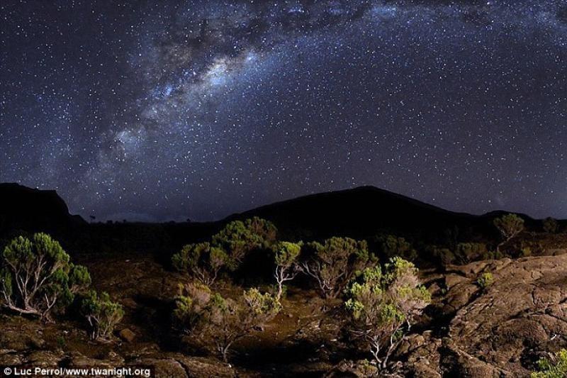 Paukščių Tako galaktikoje yra bent 17 mlrd. Žemės dydžio planetų
