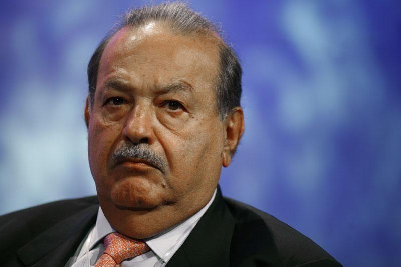 """""""Forbes"""": Meksikos telekomo magnatas - turtingiausias pasaulio žmogus"""