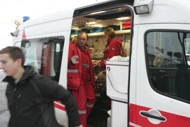 Klaipėdos r. žuvo nuo kelio nuvažiavęs vairuotojas