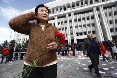 Kirgizijos Tulpių revoliucija tebuvo iliuzija?