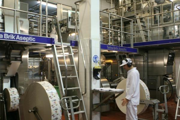 Pramonės gamyba euro zonoje lapkritį augo sparčiausiai per keturis mėnesius