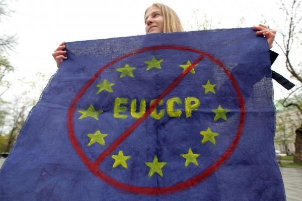 ES lyderis: lyginti Europos Sąjungą su SSRS gali tik nesuprantantys