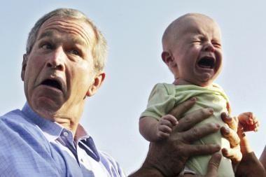 Kaip atrodo seksas po 50-ies, pone G.W.Bushai?