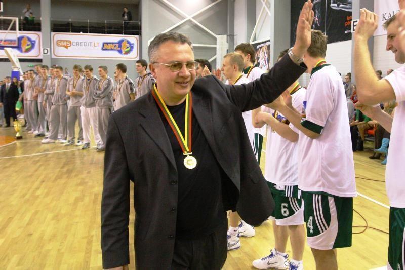LKL debiutantų komandoje - vien Lietuvos krepšininkai