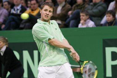 Pasaulio tenisininkų ATP reitinge R.Berankis 322-as
