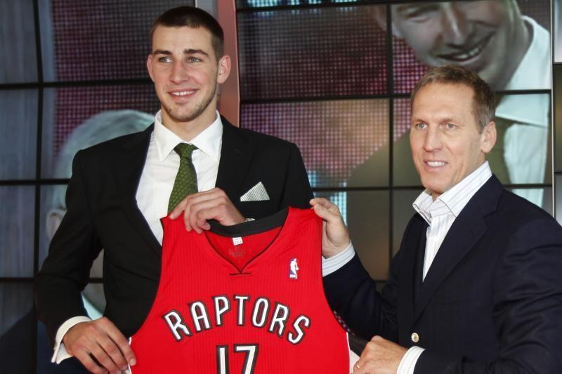 NBA žaidėjų reitinge J.Valančiūnas - trečiojo šimtuko viduryje