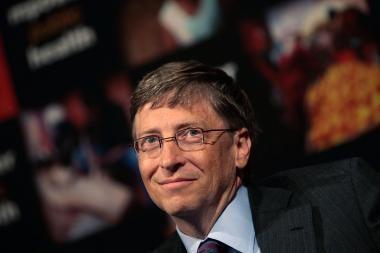 Turtingiausias amerikietis – Billas Gatesas