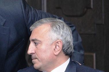 Armėnijoje už etikos normų pažeidimą atleistas teisingumo ministras
