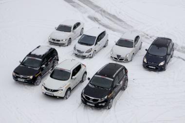 Kas taps Lietuvos metų automobiliu? (papildyta)