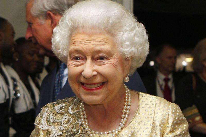 Britų karalienė dėl gastroenterito paguldyta į ligoninę