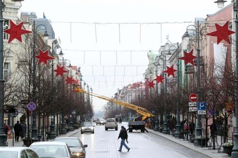 Vilniuje brangsta automobilių statymas požeminėse aikštelėse