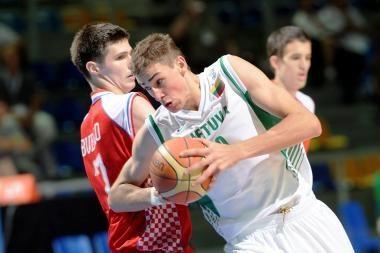 J.Valančiūnas pardavinės bilietus į Europos krepšinio čempionatą