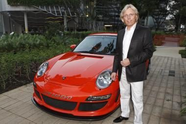 "Jei vairuoji ""Porsche"