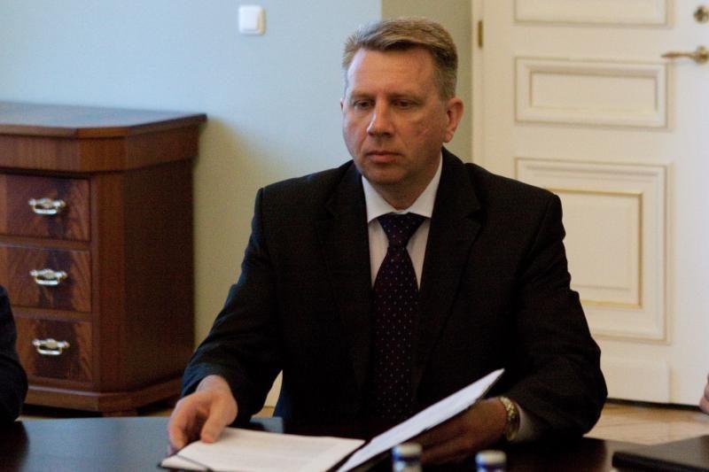 D. Valys: sankcijos N. Venckienei nebūtinai turi būti maksimalios