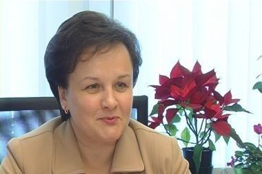 L.Andrikienė - atvirai apie žlugusią santuoką su V.Žiemeliu