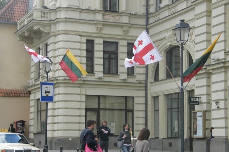 Lietuva atsisakė išduoti G. Targamadzę (Rusijos prašymas panaikintas)