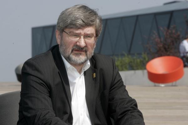 G.Babravičius: FNTT reorganizavimo klausimus turi spręsti ministras