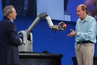 Robotai aplenks žmones savo gebėjimais?