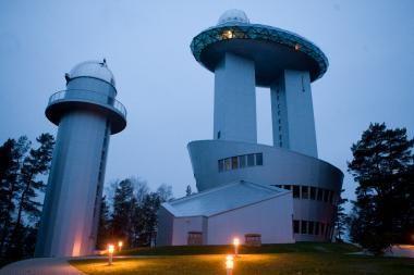 """LJMS vasara–2010"" – Molėtų observatorijoje"