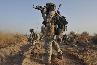 Afganistane žuvo pirmasis šiais metais britų karys