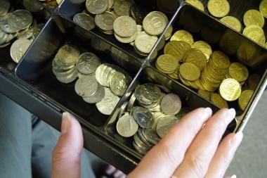 Paramai lietuviai skyrė 60 mln. litų