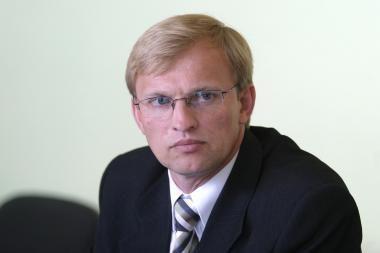 Generalinis prokuroras iš pareigų atleidžiamas nuo vasario 23-iosios