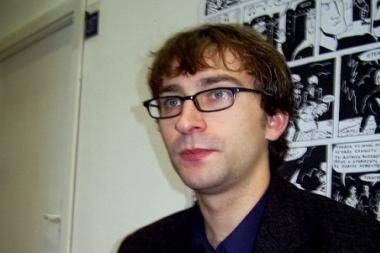 Rašytojai premiją skyrė D.Petrošiui