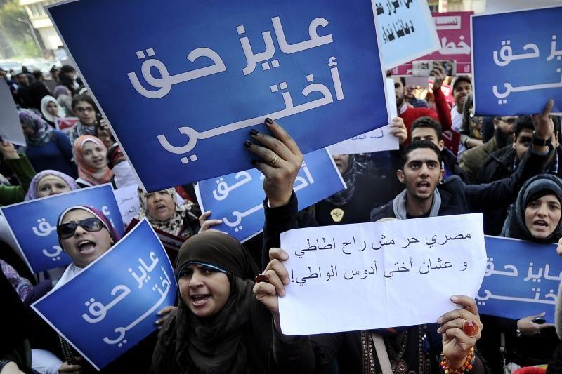 Egipto prezidento rinkimuose uždrausta dalyvauti 10-čiai asmenų