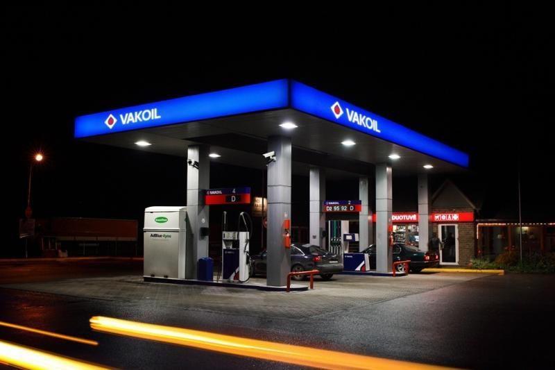 """""""Vakoil"""" ir ateityje skelbs informaciją apie degalų kainas internete"""
