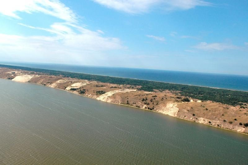Prie Kuršių nerijos planuojamas povandeninis bangų energijos parkas