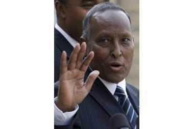 Somalio prezidentas paliko savo postą