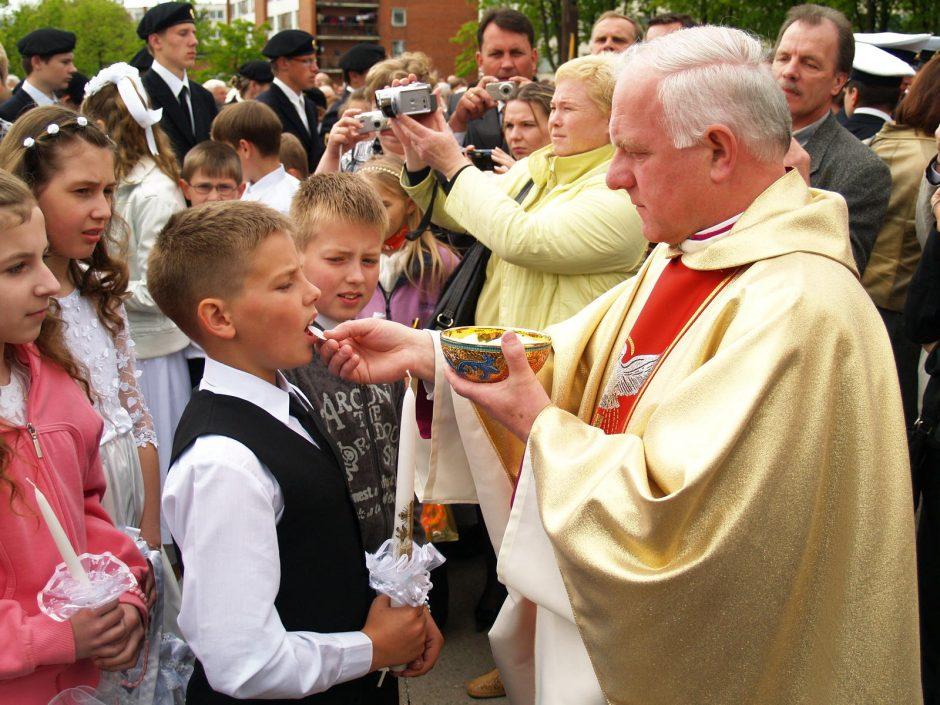 Klaipėdiečiai kviečiami į šv. Brunono Kverfurtiečio parapijos šventę