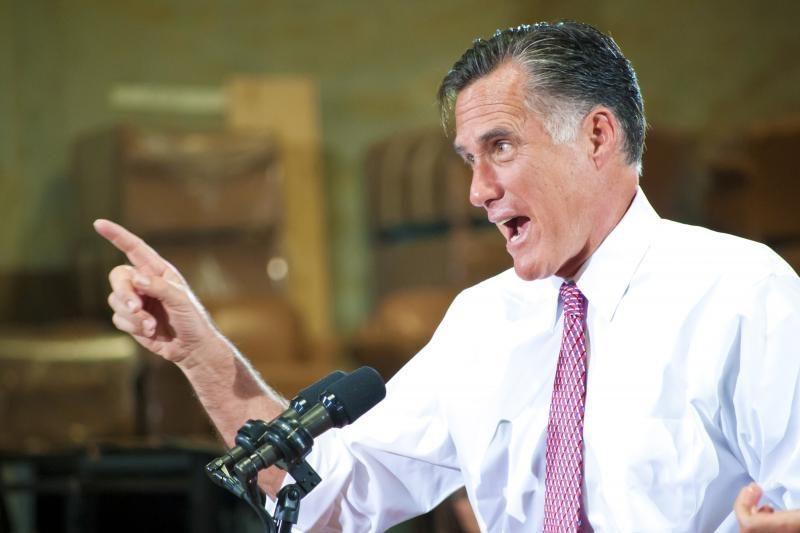 M. Romney atsiprašė 47 proc. amerikiečių, kuriuos įžeidė