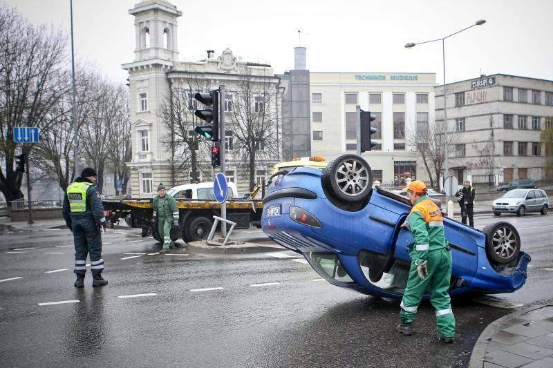 Pernai Lietuvos keliuose žuvo 301 žmogus, dauguma – pėstieji