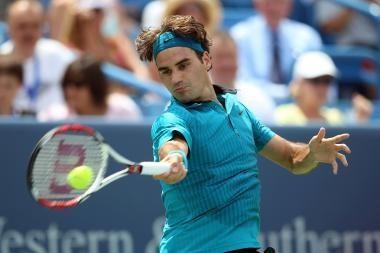 Favoritas pateko į antrąjį Australijos teniso čempionato ratą