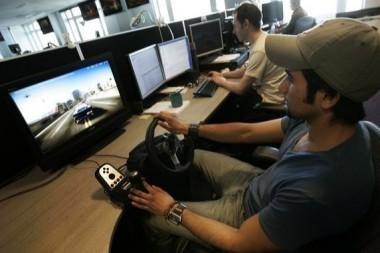 Kinija riboja internetinius žaidimus