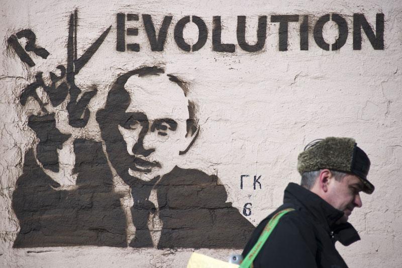 Ketvirtadalis Rusijos piliečių nori naujo prezidento 2018 metais