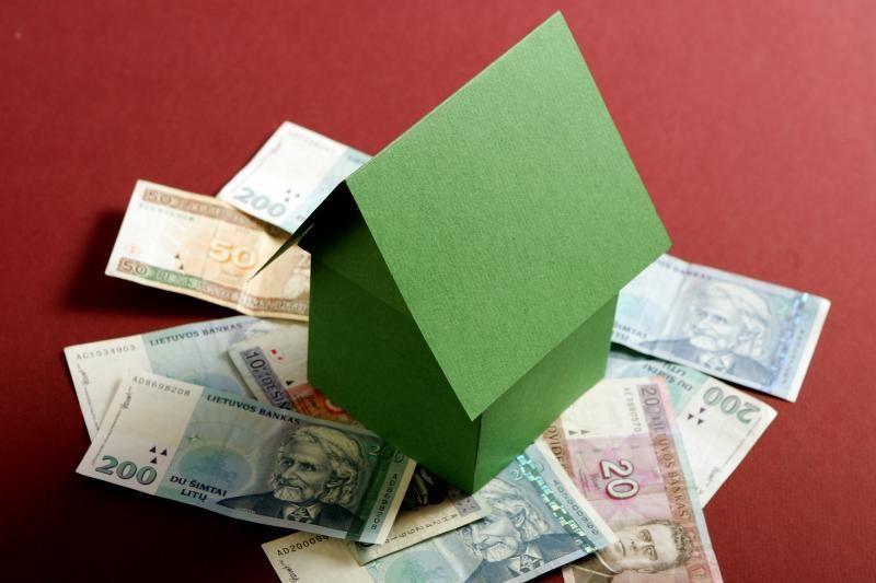 Nekilnojamojo turto pirkėjai bus geriau informuojami apie paskolas