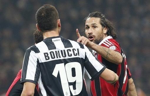 """Italijos grandų akistata: """"Juventus"""" - """"Milan"""""""