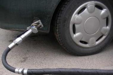 Dujų kaina pakilo iki 2,09 lito (papildytas)