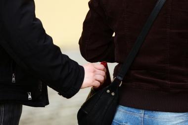 Kauno policija sulaikė 26-erių romų tautybės kišenvagę