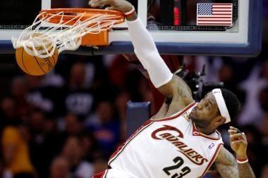 """Cavaliers"" nugalėjo ""Bulls"" krepšininkus"