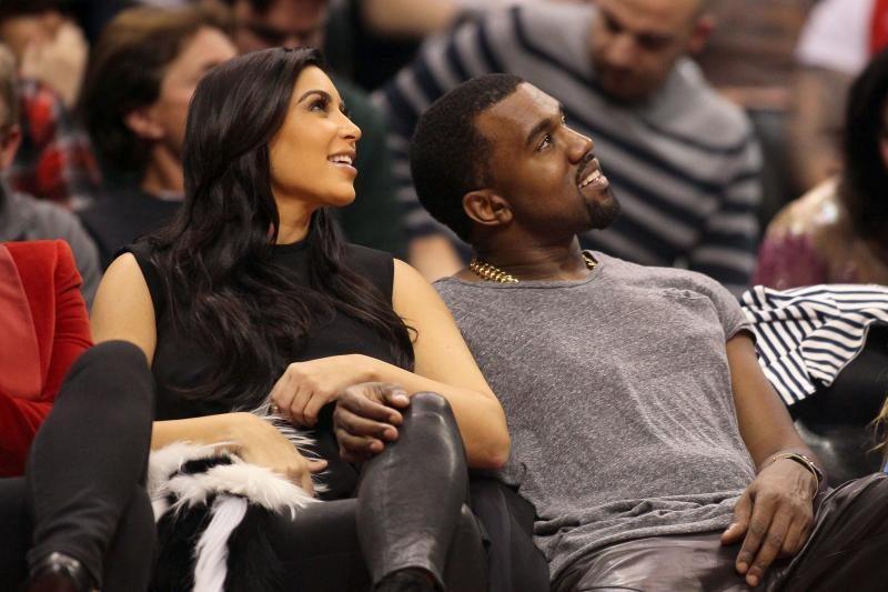K. Kardashian ir reperis K. Westas laukia pirmosios savo atžalos