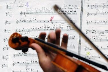 Vilniuje rengiamas nemokamas lenkų ansamblio koncertas