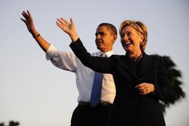 Patarėjai: B.Obama pasiūlys H.Clinton tapti valstybės sekretore