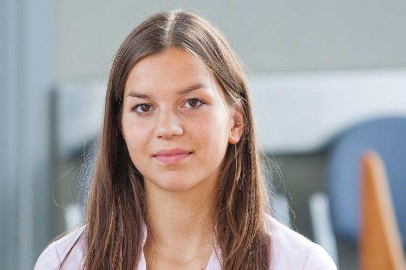 Irkluotoja D.Vištartaitė iškovojo bronzos medalį