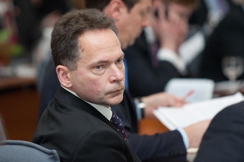 V.Uspaskichas: pareigūnai turi vertingų liudininkų dėl S.Novikovo nužudymo