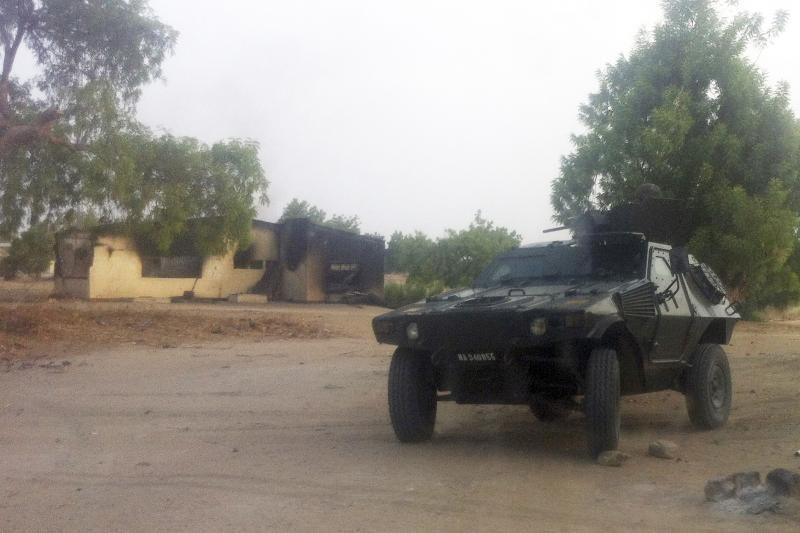 Nigerijos islamistams atakavus Bamos miestą žuvo 55 žmonės