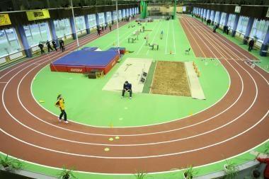 Baigėsi Klaipėdos uždarų patalpų lengvosios atletikos pirmenybės